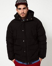 Penfield Parka with Down Fill and Hood