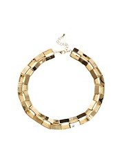 ASOS Collection  Limited Edition  Collier mit eckigen Gliedern