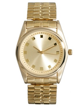 Image 1 ofASOS Expander Boyfriend Watch