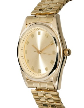 Image 3 ofASOS Expander Boyfriend Watch
