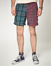 ASOS Check Shorts