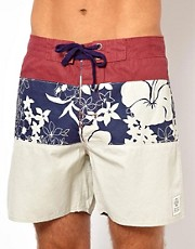 The Critical Slide Society Nunchuck Boardshort 17&quot;