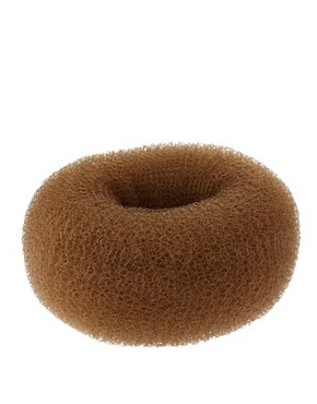 Image 2 ofASOS Large Hair Donut
