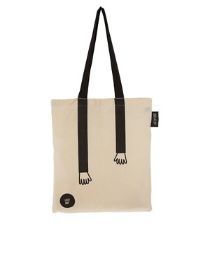 Image 1 ofLazy Oaf Handy Shopper