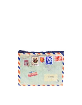 Image 1 ofBlue Q Airmail Pouch