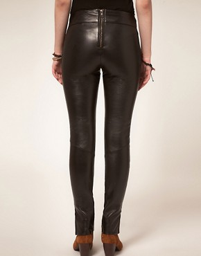Image 2 ofTwist &amp; Tango Leather Trousers