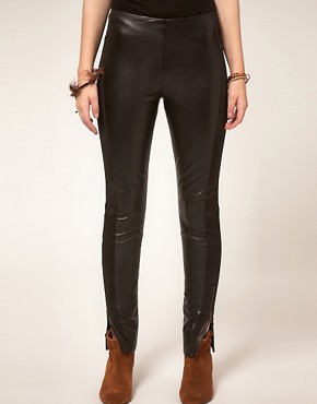 Image 4 ofTwist &amp; Tango Leather Trousers