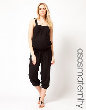 Image 1 ofASOS Maternity Exclusive Jumpsuit