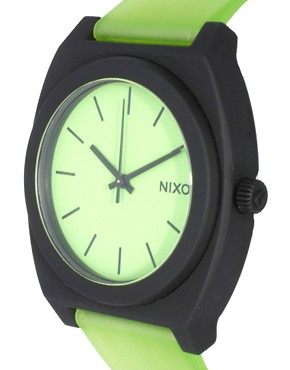 Image 3 ofNixon Glo Green Watch