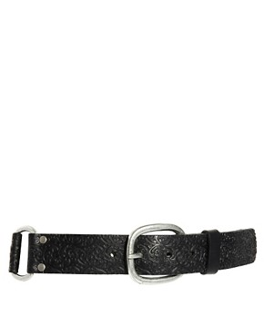 Image 1 of Pieces Fiala Leather Jeans Belt