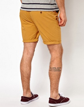 Image 2 ofASOS Chino Shorts.