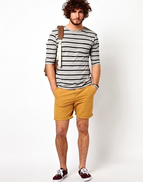 Image 4 ofASOS Chino Shorts.