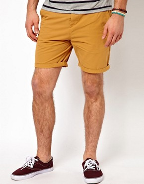 Image 1 ofASOS Chino Shorts.