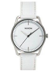 Nixon Mellor White Watch