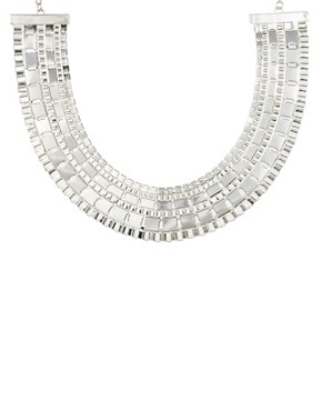 Image 2 ofASOS Statement Pharaoh Collar Necklace