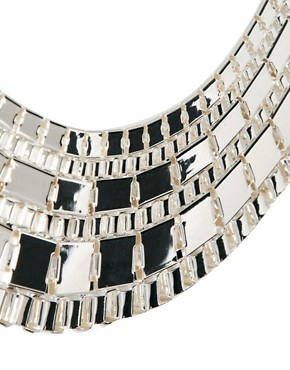 Image 4 ofASOS Statement Pharaoh Collar Necklace