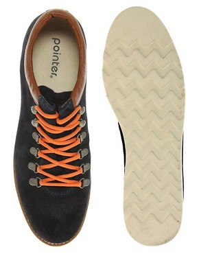 Image 3 ofPointer Tenzing Suede Shoes