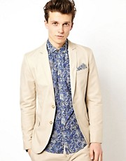 Antony Morato Jacket with Pocket Square