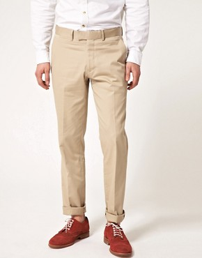 Vito Slim Fit Smart Chino Pant
