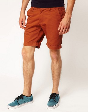 Image 1 ofSelected Three Paris Chino Shorts