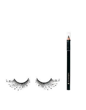 Image 1 of Illamasqua ASOS Exclusive Dare To Be Different Lashes & Eyeliner