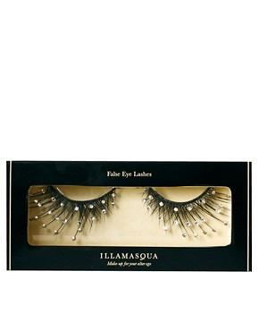 Image 4 ofIllamasqua ASOS Exclusive Dare To Be Different Lashes &amp; Eyeliner