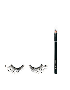 Image 1 ofIllamasqua ASOS Exclusive Dare To Be Different Lashes &amp; Eyeliner