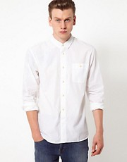 Fred Perry Shirt Brushed End On