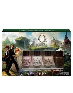 Image 1 ofO.P.I Disneys Oz Mini Pack