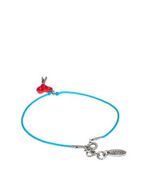 Image 2 ofCath Kidston Scissors Charm Bracelet