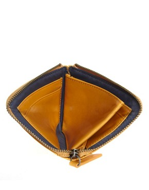 Image 4 ofFred Perry Leather Coin Wallet