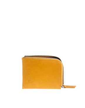 Image 1 ofFred Perry Leather Coin Wallet