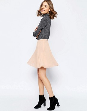 ASOS Pleated Mini Skirt