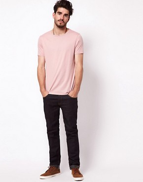 Image 4 ofASOS T-Shirt With Crew Neck