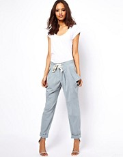 ASOS Pants with Drape Pocket