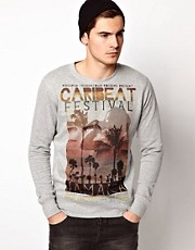 Sudadera Caribeat de Ringspun