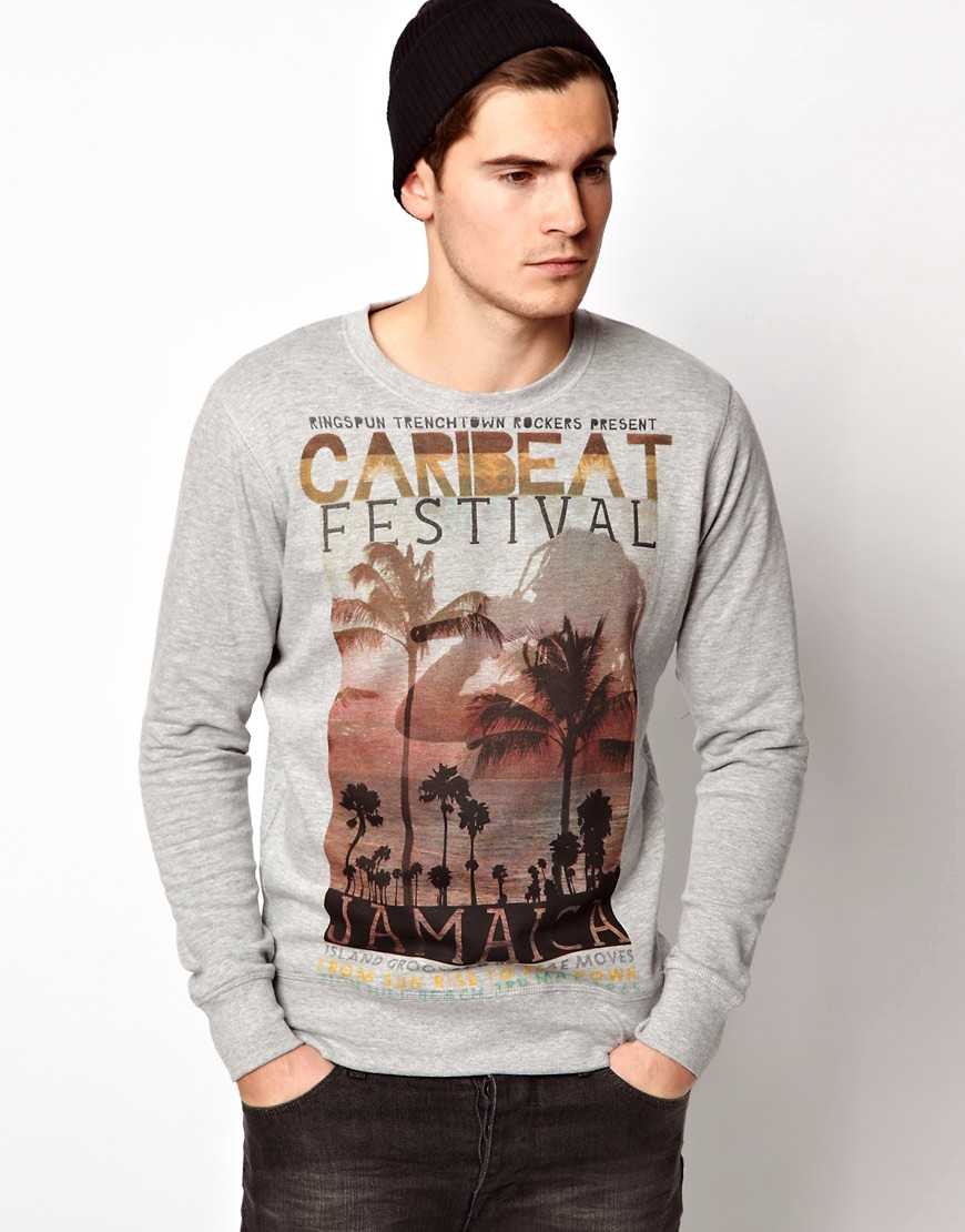 Ringspun Caribeat Sweat