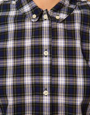 Image 3 ofYMC Tartan Check Shirt