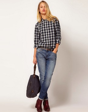 Image 4 ofYMC Tartan Check Shirt