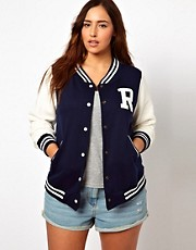 New Look Inspire Baseball Jacket