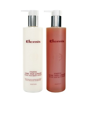 Image 1 ofElemis Limited Edition Energising Bath &amp; Body Duo SAVE 46%