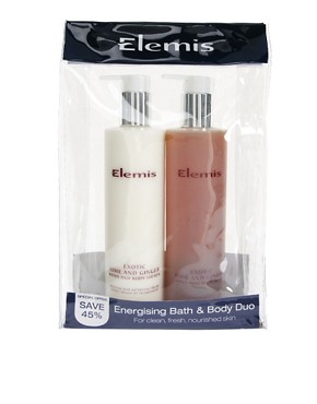 Image 2 ofElemis Limited Edition Energising Bath &amp; Body Duo SAVE 46%
