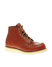 Red Wing Classic Moc-Toe Workboots