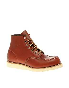 Image 1 ofRed Wing Classic Moc-Toe Workboots