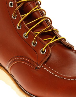 Image 2 ofRed Wing Classic Moc-Toe Workboots