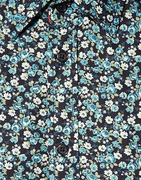 Image 3 ofDr Denim Roland Floral Shirt