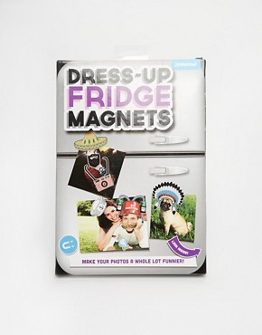 Original Dress Up Fridge Magnets