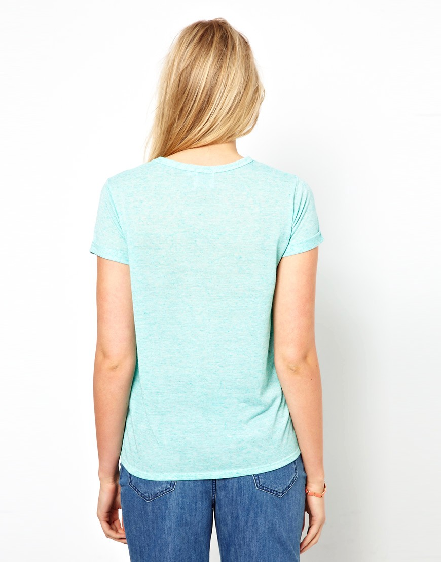 Image 2 of ASOS Maternity Exclusive T-Shirt In Neppi