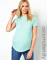 ASOS Maternity Exclusive T-Shirt In Neppi