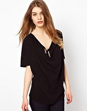 Sauce Soba Drape T-Shirt